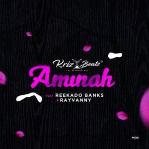 Krizbeatz - Aminah ft. Reekado Banks, Rayvanny